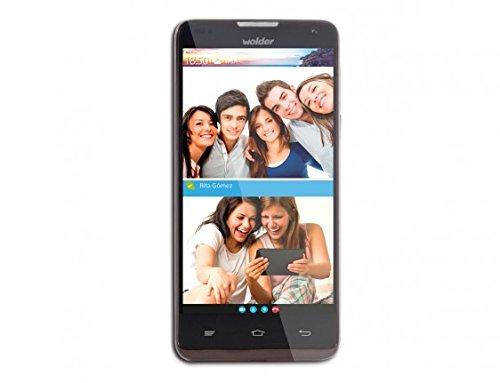 Wolder miSmart XLIM - Smartphone Libre de 5