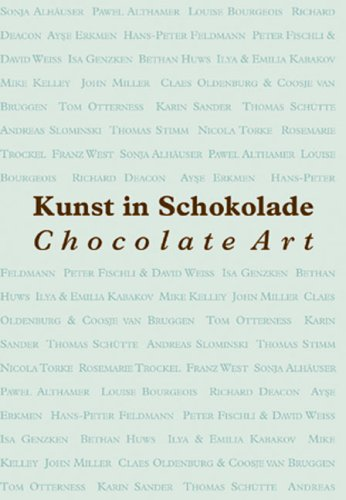 Kunst in Schokolade; Chocolate Art