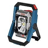Bosch Professional GLI 18V-2200 C Foco de obra, 2200 lúmenes, sin batería, en caja, 18 V, Azul, Size