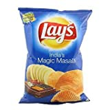 Lays, patatine fritte gusto Magic Masala, sacchetto da 52g