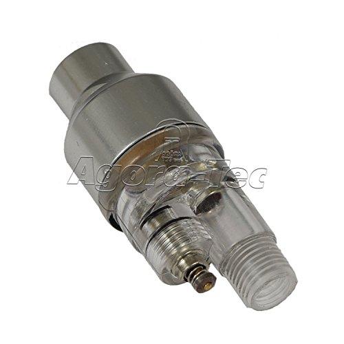 Agora-Tec® Airbrush Wasserabscheider AT-WA-01 Wasser Filter für Airbrushpistolen