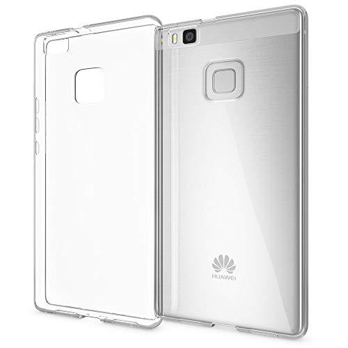 NALIA Funda Carcasa Compatible con Huawei P9 Lite 2016, Protectora Movil Silicona...