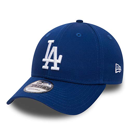New Era Los Angeles Dodgers - 9forty Adjustable Cap - League Essential - Blue - One-Size