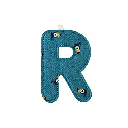Lilliputiens Buchstabe R