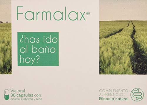 Science & Health Sbd Farmalax 30 Capsulas - 1 Unidad