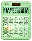 Right Shift Key,Calculator with a bright LCD Dual Power, Desktop Business, Office, High School Soft Key,and large numbers , easy to read portable Calculator,with LCD Display Screen for Home & Office Use 12 digits display and large numbers