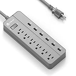 Travel gadgets: iClever power strip