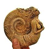cypressen Figura de sirena, figuras ornamentales, micro paisaje, artesanía, para acuario, hada, jardín, decoración