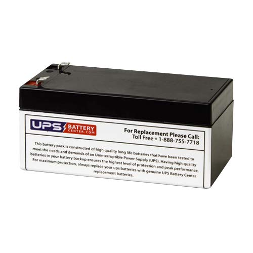 Replacement Battery F1 12V 3.2Ah for Toro Lawn Mower #...