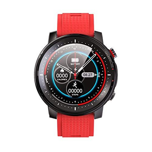 RAPG Pantalla Táctil Ip68 Resistente Al Agua Frecuencia Cardíaca Detección de Oxígeno en Sangre Reloj Rastreador de Fitness Pantalla Grande de 1 3 Pulgadas Control de ECG Durante Todo