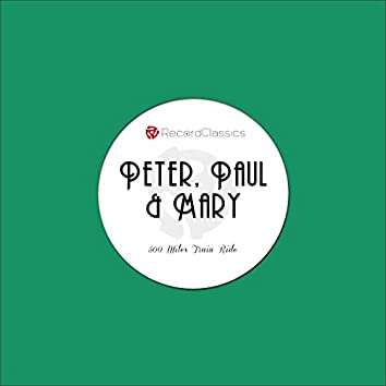 Peter, Paul And Mary Cd
