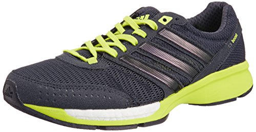 Adidas AdiZero Ace Boost 7 Zapatillas de Running Hombre Negro, 41 1/3