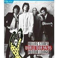 [Blu-Ray]ザ・ローリング・ストーンズ/ヴードゥー・ラウンジ・イン・ジャパン 1995(ブルーレイのみ) ザ・ローリング・ストー・ コレクション
