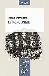 Le Populisme de Pascal Perrineau