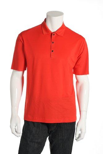 Nike Men's Pro Fitted T-Shirt (White/Black/Black, Large)