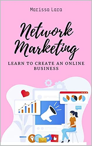 Network Marketing : English Version (Everything for digital marketing and online money in English Book 1) (English Edition)