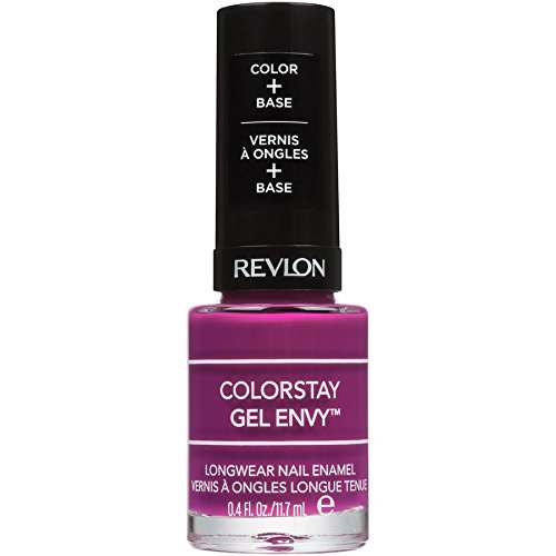 Revlon ColorStay Gel Envy Esmalte de Uñas de Larga Duración 11.7 ml  (Berry Treasure)