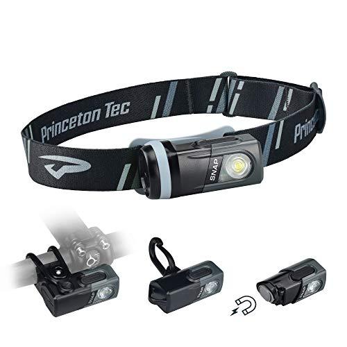 Princeton Tec Snap Headlamp (300 Lumens, Gray/Black)