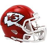 Riddell NFL Kansas City Chiefs Speed Mini Casco de fútbol