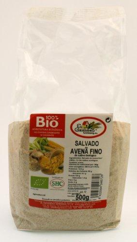 GRANERO INTEGRAL Cereales Salvado De Avena Fino Bio Bolsa 500 G
