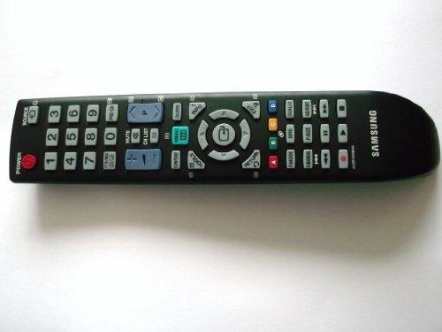 Samsung AA59-00484A Fernbedienung, Infrarot, kabellos, schwarz, TV, LE32D450G, LE32D579K, LE40D579K, PS51D450A, PS43D450A, LE37D579K, LE32D550K, LE19D450G, LE40D550K, L, Knöpfe, AAA
