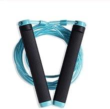Jump Rope Skipping Rope Verstelbare Training kabel met Bearing Steel Wire Loss Weight Speed Boxing 3M zcaqtajro