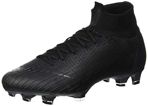Nike Men's Mercurial Superfly 360 Elite FG Soccer Cleats-Black (11)
