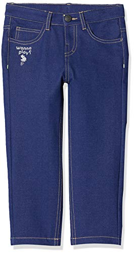 Lego Wear Lwpoul Pantalon, Bleu (Denim 75), 104 Bébé garçon