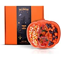 Ogiftz Halloween Trick or Treat Candy Variety Pack Tray