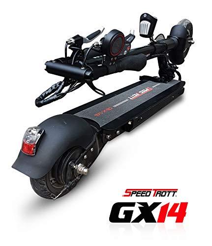 SPEEDTROTT GX-14 Trottinette électrique citadine étanche IP65