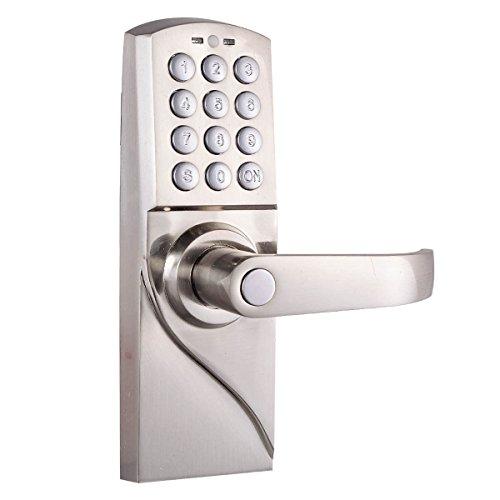 BRAND New Digital Electronic/Code Keyless Keypad Security Entry Door Lock Right Handle New