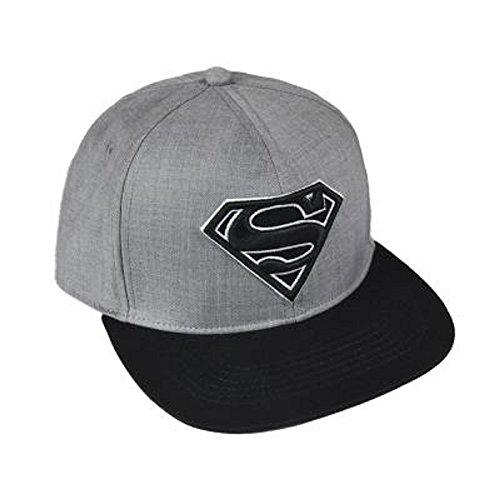 Superman-2200002237 Gorra premium New Era 58 cm, color multicolor (multicolor 001), 3 (Tamaño del fabricante:M) (Artesanía Cerdá 2200002237)