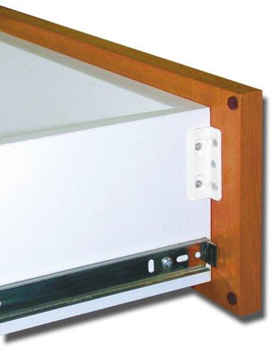 FastCap Light Maple Polycarbonate Kolbe Korner -50 Pack (Includes 250 Screws & 100 Kolbe Korner Fastcaps)