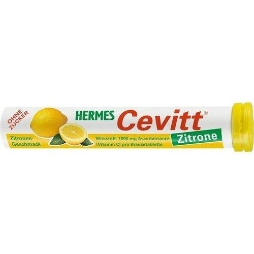 HERMES Cevitt Zitrone Brausetabletten 20 St
