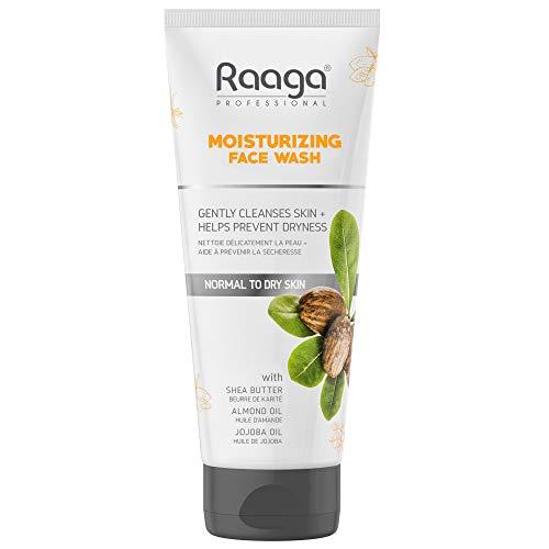 Raaga Professional Moisturizing Facewash 80ml, 1 count