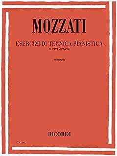 ESERCIZI DI TECNICA PIANISTICA PIANO