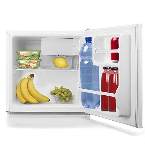 Tristar Mini Frigorifero con Congelatore Piccolo KB-7351 frigo, 60 W, 46 liters, 39 Decibel, Bianco
