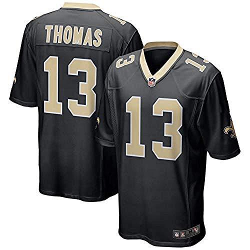 URPRU NFL Football New Orleans Saints 13# Camiseta Hombres-3XL