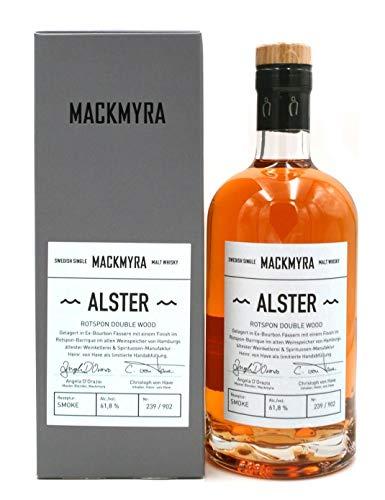 Mackmyra Whisky Rotspon Alster 0,5l