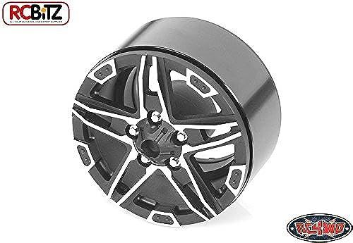 Bombshell 1.9 Beadlock Wheels (schwarz)