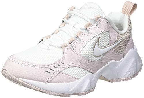 Nike Damen Air Heights Laufschuh, Rosado Ligero/Blanco/Piedra Fósil, 40 EU
