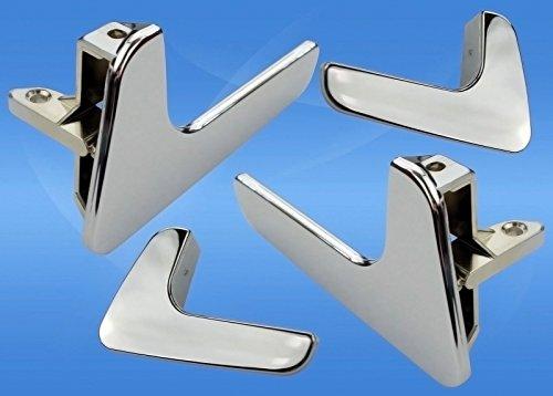 LTS Poignée de porte gauche pour Seat Ibiza/ Cordoba 1998–2003