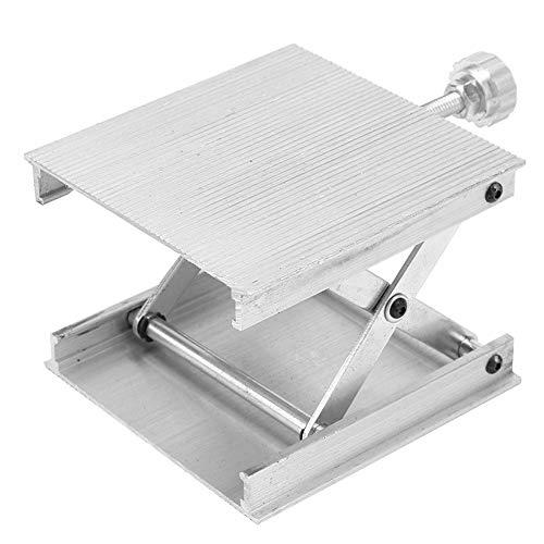 90x90x90mm Lifting Platform Lab Stand Tafel Verstelbare Lift Schaar Stand Rack voor Wetenschap Experiment