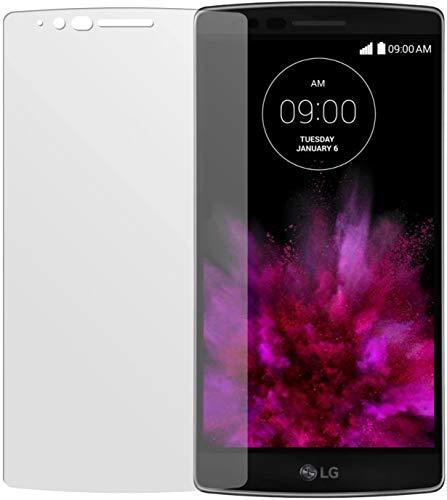 dipos I 6X Schutzfolie matt kompatibel mit LG G Flex 2 Folie Bildschirmschutzfolie