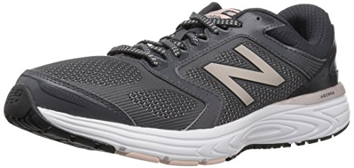 New Balance Women's 560 V7 Running Shoe, Phantom, 10 B US