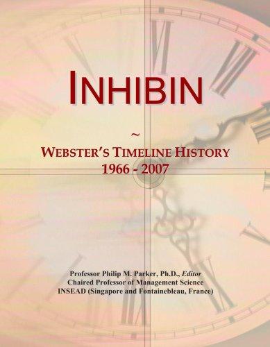 Inhibin: Webster's Timeline History, 1966 - 2007
