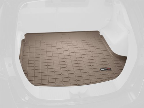 WeatherTech Custom Fit Cargo Liners for Toyota Prius, Tan