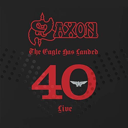 Eagle Has Landed 40 (live) [Disco de Vinil]