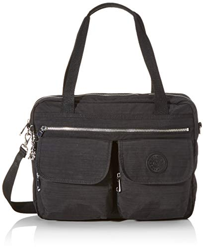 Kipling Maric Briefcase 40 cm, Black Dazz (Black) - KI461276M