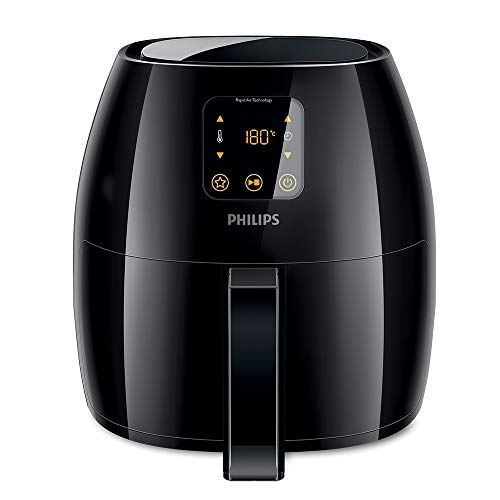 Philips HD9240/90 Avance Collection Airfryer Extra-Large, 3 Litre, 2100 Watt, Black